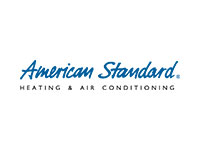 American Standing Heating and Air Conditioning Logo