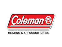 Coleman Heating and Air Conditioning Logo