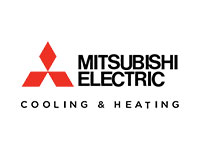 Mitsubishi Electric Cooling and Heating Logo