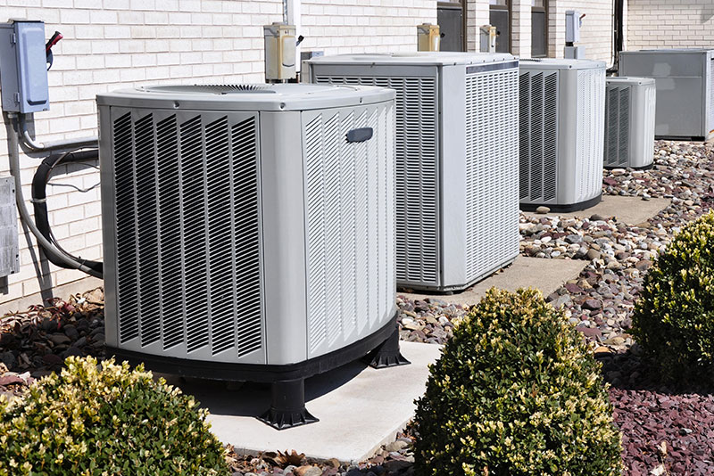 Replace Commercial HVAC unit